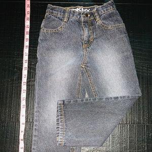 Boys 4T DKNY jeans.